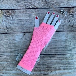 Accessories - Pink Fashion Gloves